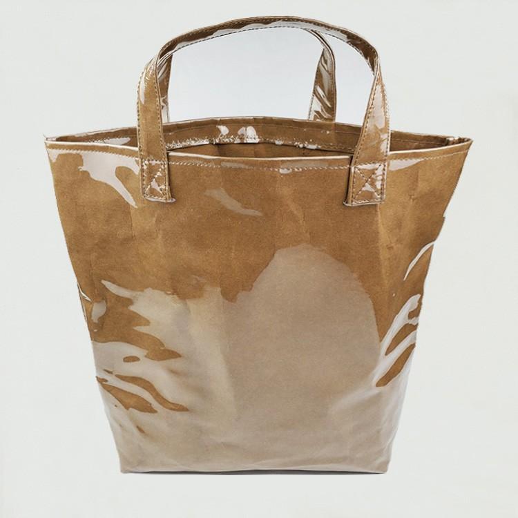 Washable Paper Handbag