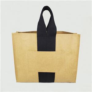 قابلة لإعادة الاستخدام ورقة حقيبة