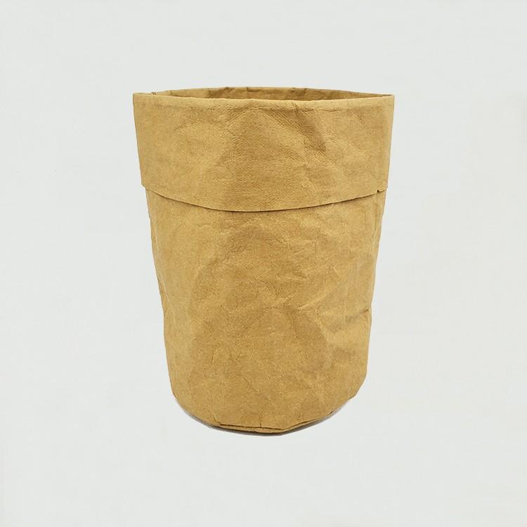 حقيبة تخزين ورقية قابلة للغسل