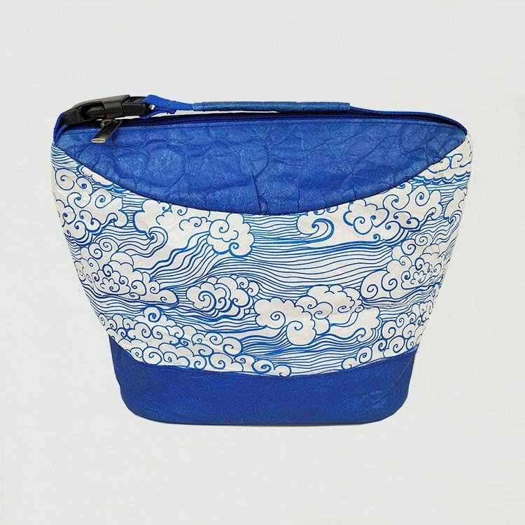 حقيبة تبريد ورقية قابلة للغسل من تايفك