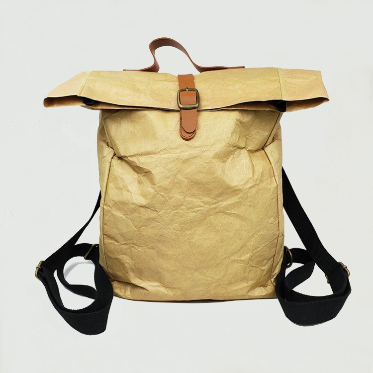 Lightweight Paper Backpack
