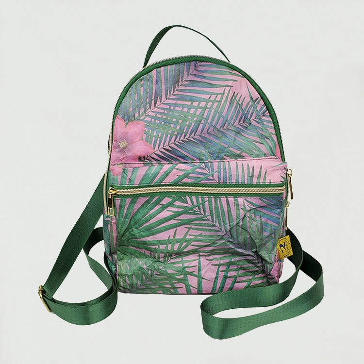 Customized Printed Tyvek Dupont Paper Backpack