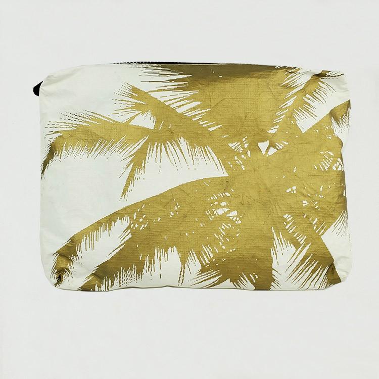 Waterproof Lightweight Tyvek Dupont Paper Make Up Bag
