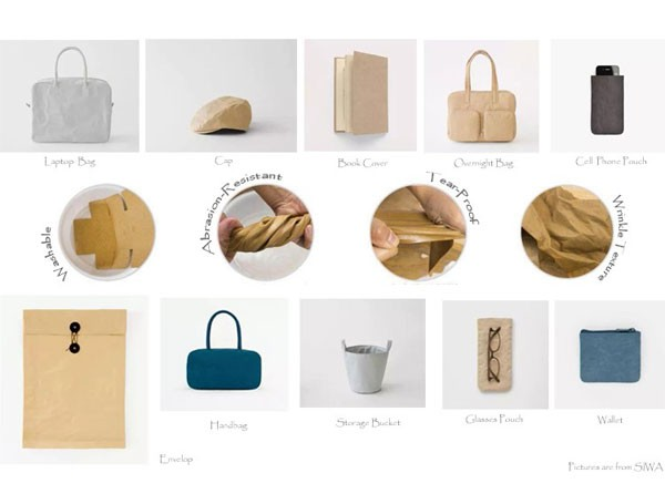 About Washable Kraft Paper