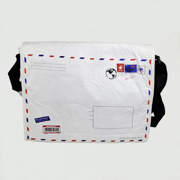 حقيبة تايفك دوبون ورقة حقيبة وثيقة حقيبة مغلف CROSSBODY حقيبة