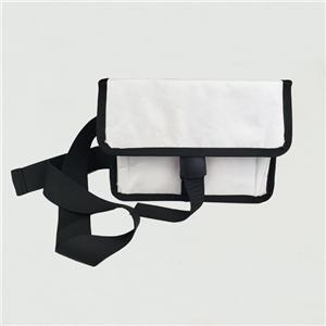 Tyvek Dupont Paper Bag حقيبة كروسبودي رسول حقيبة
