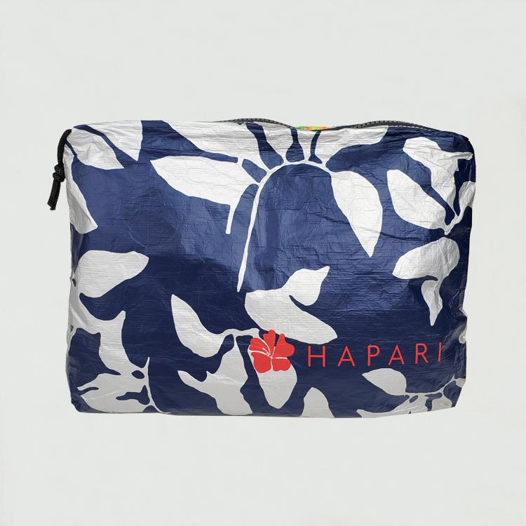 حقيبة أدوات الزينة ورقة دوبونت خفيفة الوزن للماء