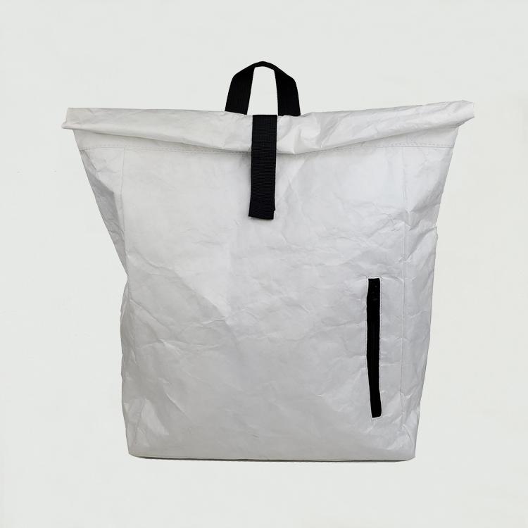 Tyvek Dupont Paper Backpack حقيبة كتف خفيفة الوزن
