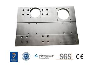 Small Aluminum Machine Parts