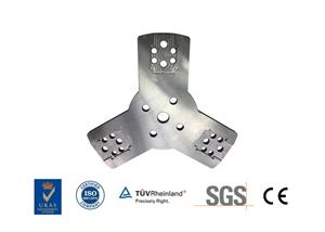 Cnc Machined Stainless Steel Plate Milling