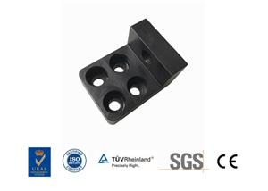 सीएनसी मशीनिंग स्टील ब्लॉक