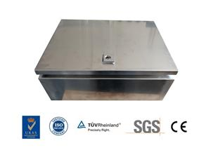 Stainless Steel Electrical Enclosure Boxes with Window