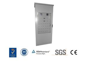 Ip65 Sheet Metal Enclosure With Din Rail Fabrication
