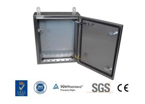 Outdoor Stainless Steel Metal Electrical Cabinets