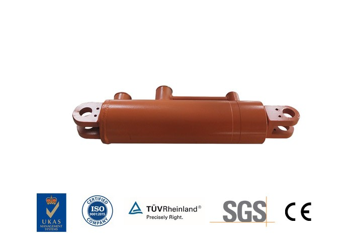 Single Acting Small Hydraulic Cylinder