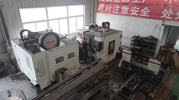 anodizing large aluminum parts