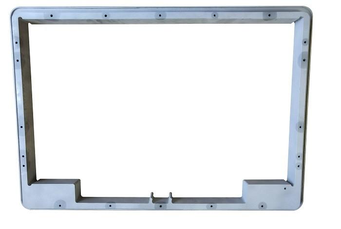 Liten aluminiums profildeler
