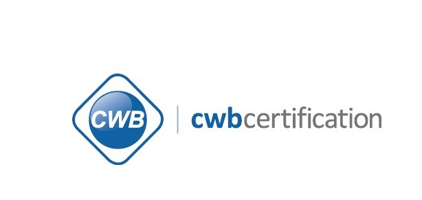 We are a CWB certified company