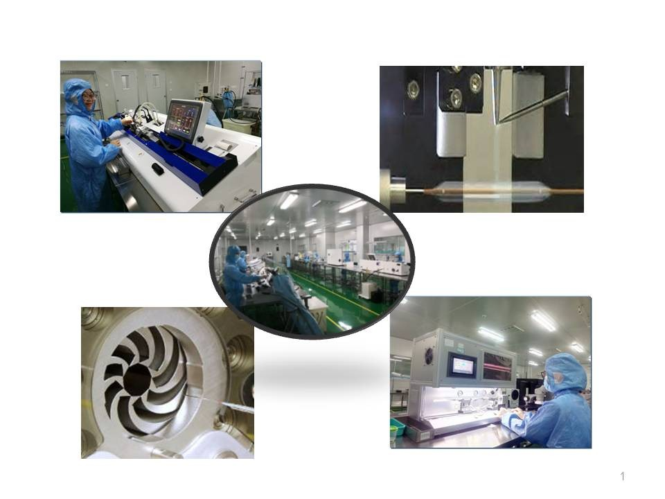 balloon and balloon catheter manufacture equipment