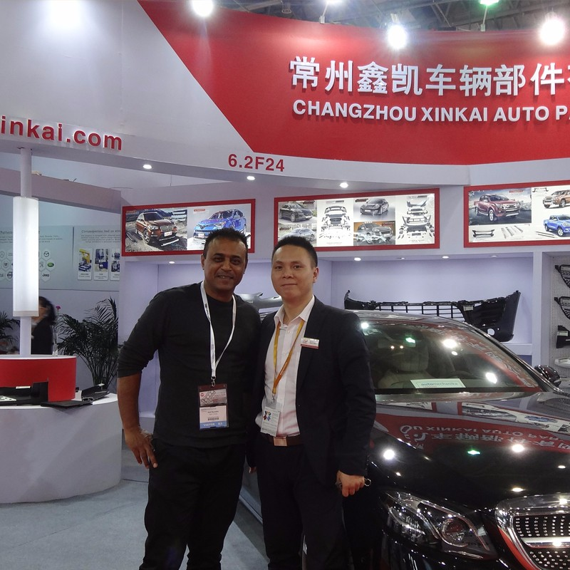 The 13th Automechanika Shanghai Exhibition