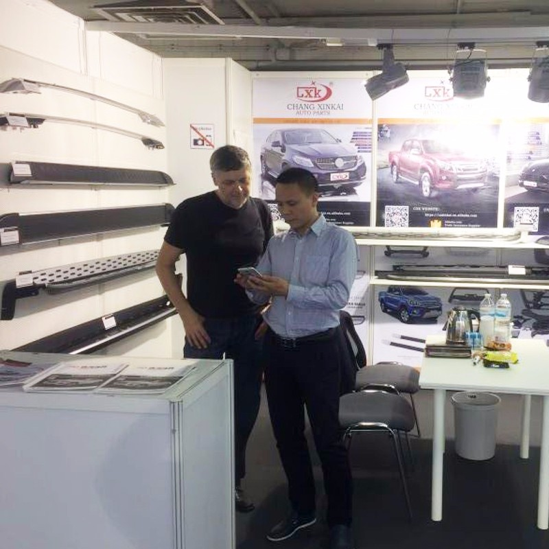 2016 Frankfurt Auto Parts Exhibition in Germany-Review of Exit Group