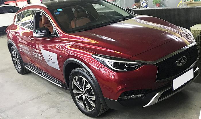 2017英菲尼迪QX30