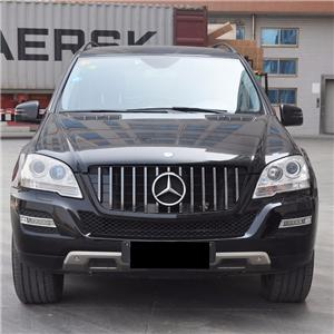 Auto Tuning Honeycomb Diamond Grill für BENZ ML (W164) 2009-2011
