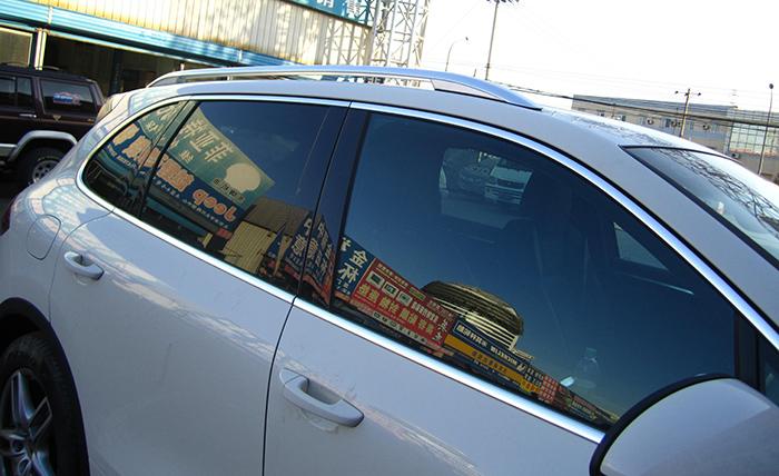 铝制车顶架