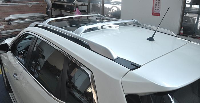 汽车配件铝合金车顶架