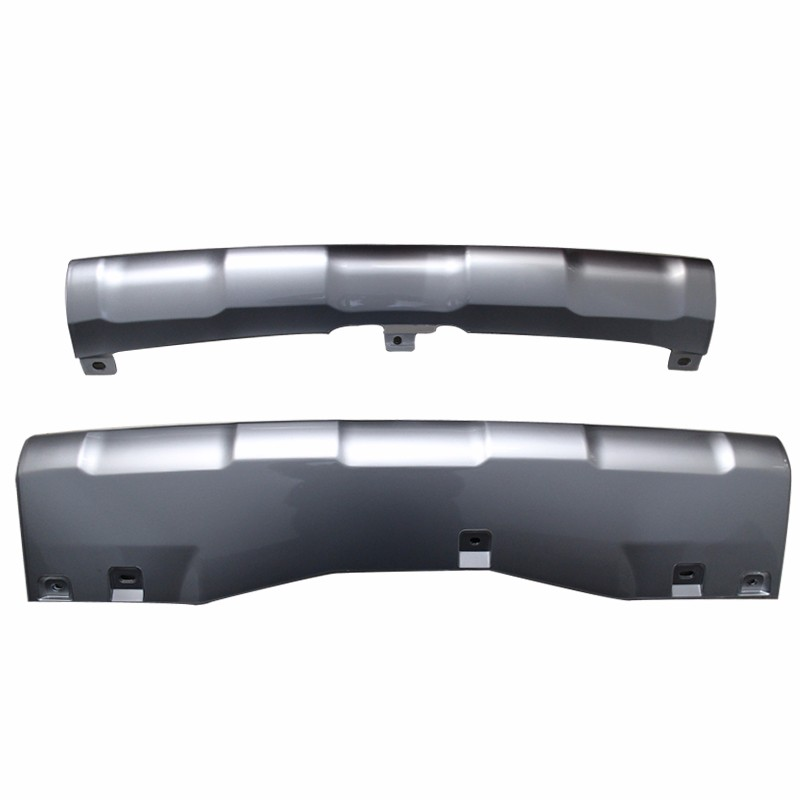 PP Plastic Front And Rear Skid Plate For Subaru Out Back 2015+