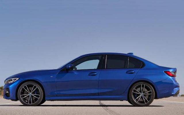 BMW 4 series is an excellent high-performance luxury car.