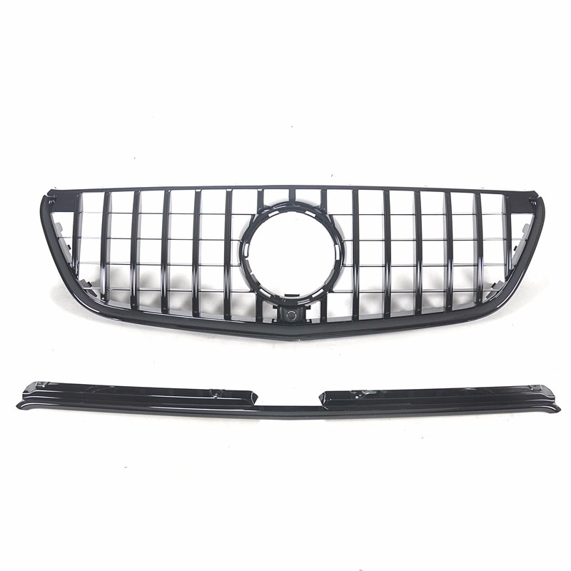 Auto tunning honeycomb GT grill for BENZ VITO 2016+ Manufacturers, Auto tunning honeycomb GT grill for BENZ VITO 2016+ Factory, Supply Auto tunning honeycomb GT grill for BENZ VITO 2016+