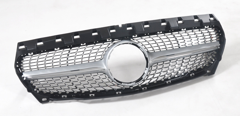 Dimond Grille For BENZ GLA