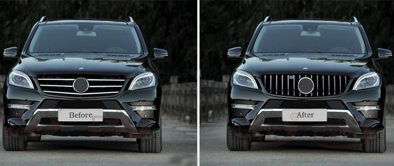2012-2014奔驰ML