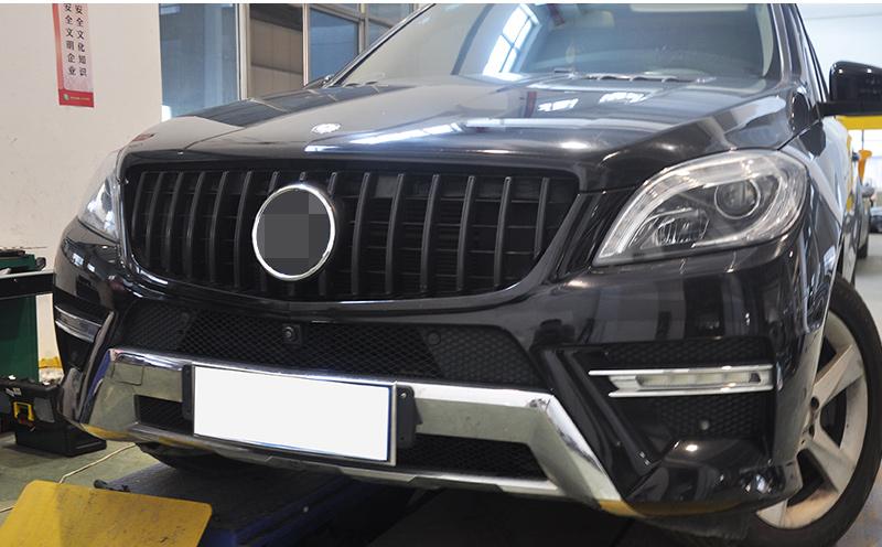 奔驰ML(W166) GT中网