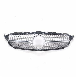 Dimond Grille/Star Style Grille For BENZ C-CLASS(W205) 2019