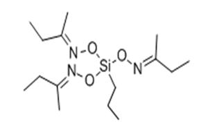 Propyltris(methylethylketoxime)silane
