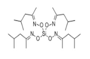 Tetra(methylisobutylketoxime)silane