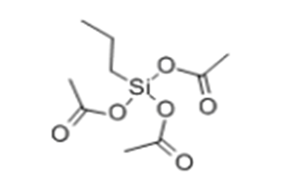Propyltriacetoxysilane