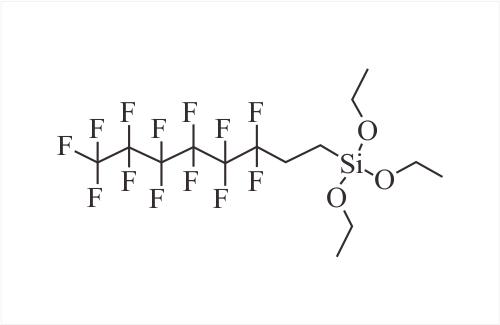 1H,1H,2H,2H-Perfluorooctyltriethoxysilane Manufacturers, 1H,1H,2H,2H-Perfluorooctyltriethoxysilane Factory, Supply 1H,1H,2H,2H-Perfluorooctyltriethoxysilane