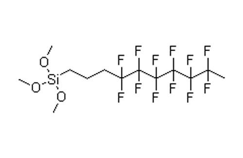 Dodecafluoroheptylpropyltrimethoxysilane Manufacturers, Dodecafluoroheptylpropyltrimethoxysilane Factory, Supply Dodecafluoroheptylpropyltrimethoxysilane