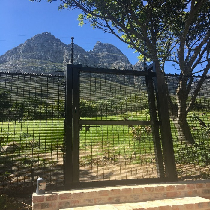 Residential Protect 358 High Security Fence