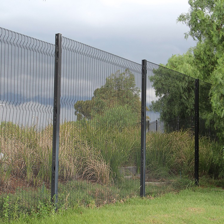 Protection ClearVu Anti Climb Fencing