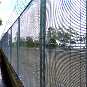 5mm Wire Prison Security Fence