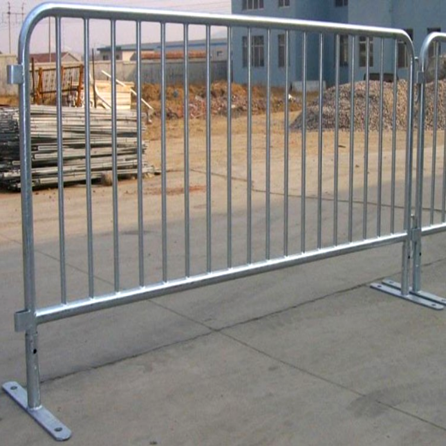Event 8ft Crowd Control Barricades
