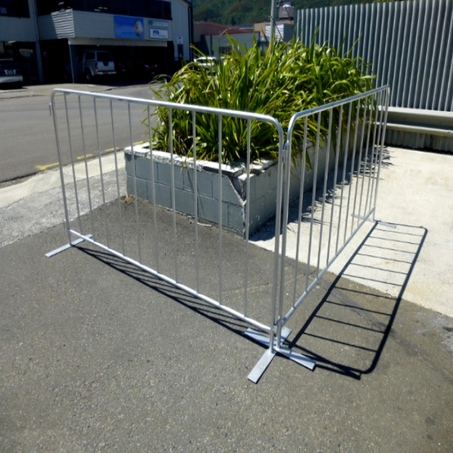 Standard Economy Crowd Control Fencing