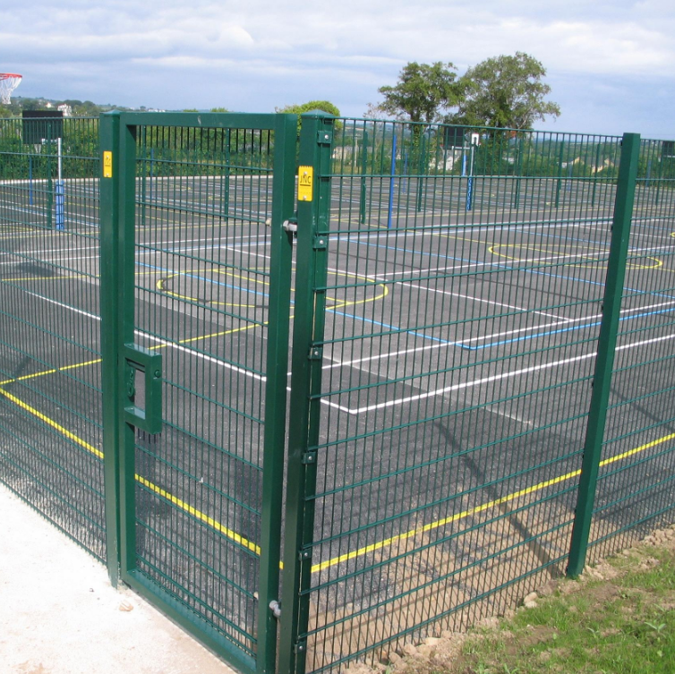 Double Wire Sports Fence