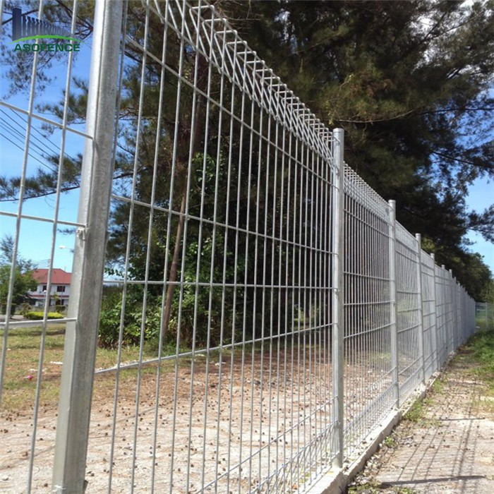 Durable System BRC Welded Fence