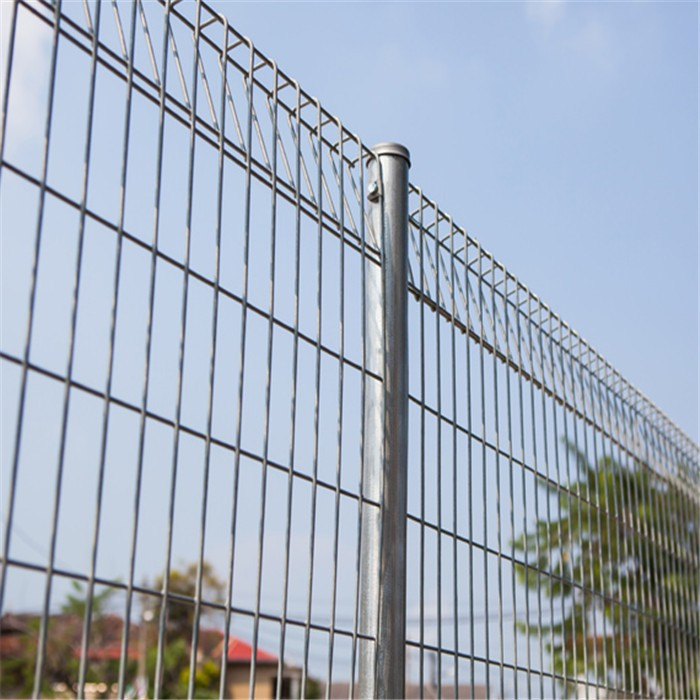 Roll Top Security Fence