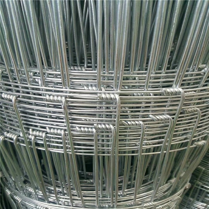 Woven Steel Field Fence 330Ft